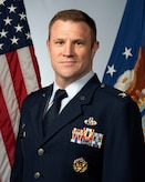 Col. Jeffrey G. Holland, 509th Maintenance Group commander, assigned to Whiteman Air Force Base, Missouri, poses for a portrait on June 16, 2020. Holland took command of the 509th MXG from Col. Mark Riselli on June 17, 2020. (U.S. Air Force photo by Staff Sgt. Kayla White)