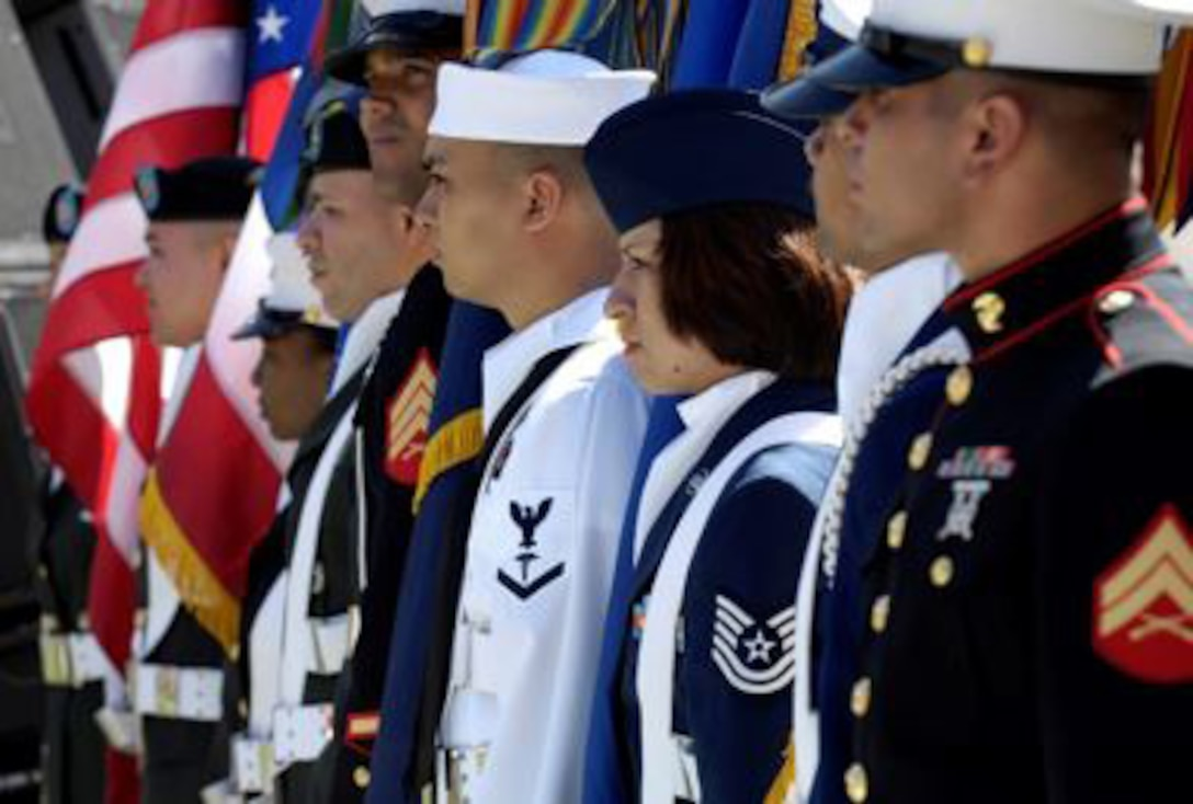Multiple servicemembers