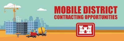 Mobile District Contracting Opportunities