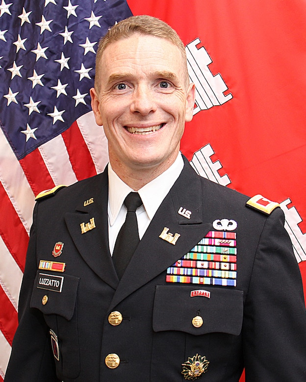 Col. Matthew W. Luzzatto