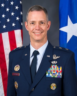 This is the official portrait of Maj. Gen. Alexus G. Grynkewich.