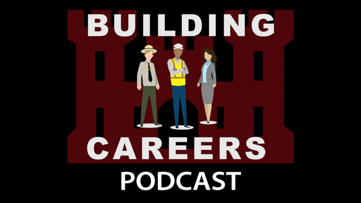 Building Careers Podcast Logo