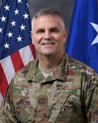 This is the official portrait of Maj. Gen. Michael G. Koscheski.