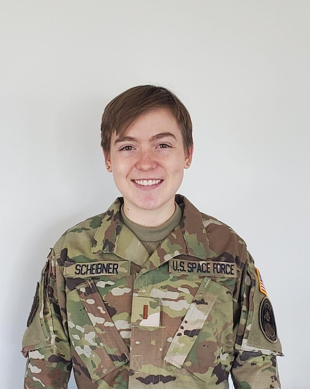 LEAP Spotlight 2nd Lt Scheibner