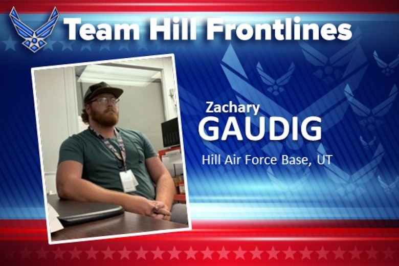 Team Hill Frontlines: Zachary Gaudig