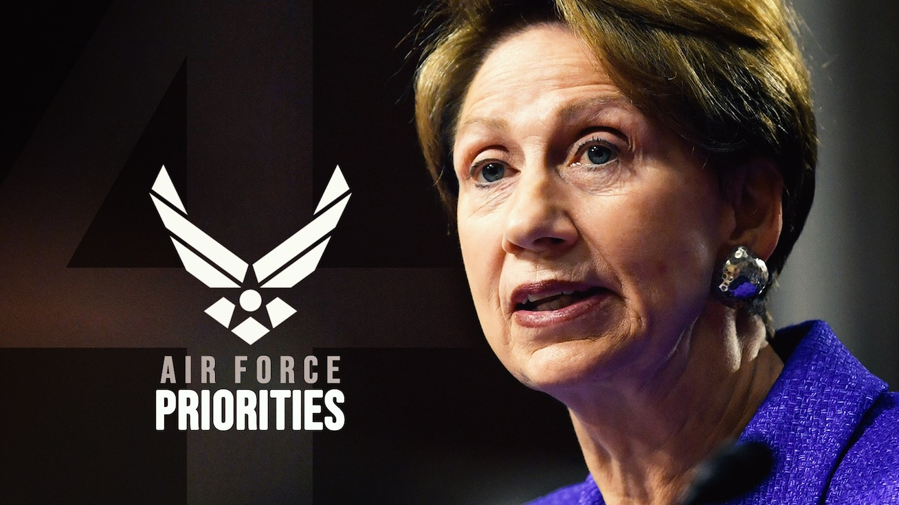 Air Force - Focus on Priorities