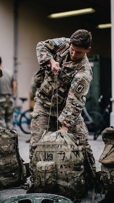 173rd Airborne Brigade: Ross Cup competition