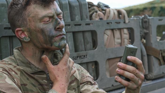 enhanced Forward Presence Battle Group Poland: Exercise Bull Run