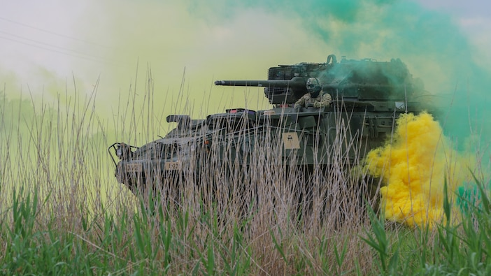 enhanced Forward Presence Battle Group Poland: Exercise Bull Run