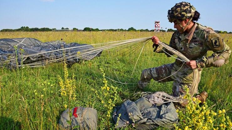 173rd Airborne Brigade Airborne Operations