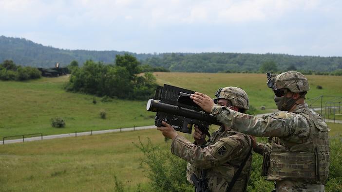 Black Knight Week:  4th Air Defense Artillery Regiment