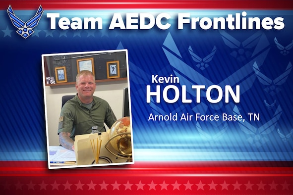 Kevin Holton (U.S. Air Force graphic)