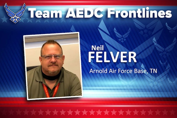 Neil Felver (U.S. Air Force graphic)