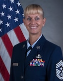 Chief Master Sgt. Kimberly L. Lord, 934th Airlift Wing Command Chief