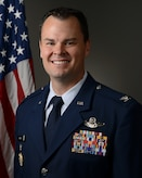 Official Biography photo of Colonel Chesley L. Dycus, 22nd Air Refueling Wing Vice Commander.