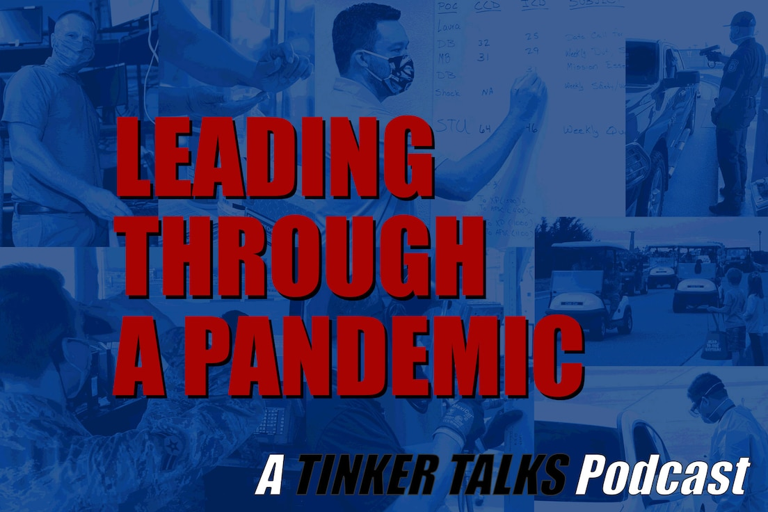 Tinker Talks Podcast Graphic