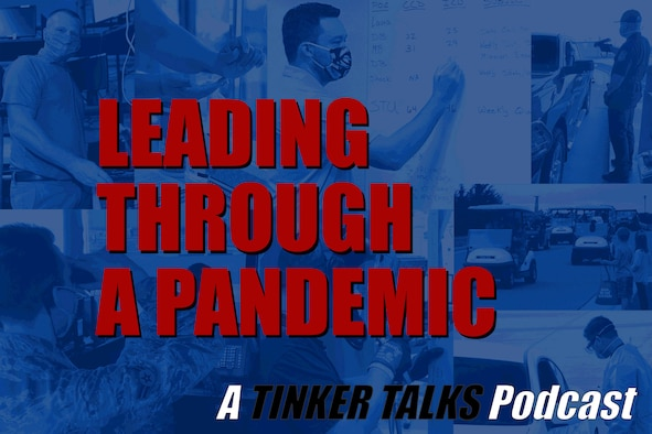 "A podcast dedicated to the latest events and happenings on one of the largest Air Force bases, ""Tinker Talks"" features various perspectives from the 5,600-acre installation. Captured by the 72nd Air Base Wing Public Affairs Office, this podcast shares stories, updates and insights on Tinker Air Force Base."