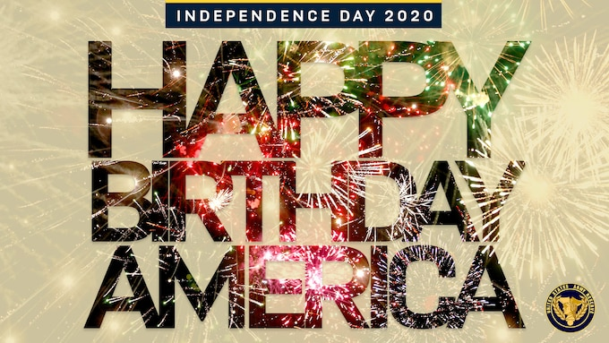 America celebrates July 4 as Independence Day to celebrate patriotism and love for our country. It is also a reminder of how the U.S. Army Reserve is ready to meet the needs and challenges of this great nation. Happy birthday, America!