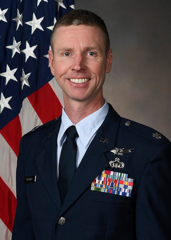 Lt. Col. Jay Rutledge, an associate professor and senior military faculty member at the Air Force Institute of Technology (AFIT), is performing a year-long sabbatical in the Air Force Research Laboratory Aerospace Systems Directorate. He earned the 2020 Science, Engineering and Technical Management (SE&TM) award at the Air Force Materiel Command level June 22, 2020. (Courtesy photo)