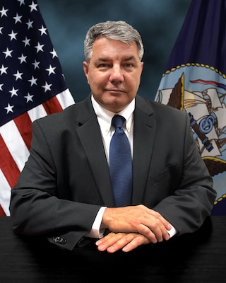Mr. Michael Haycock, Executive Director for Navy Regional Maintenance Center (NRMC)