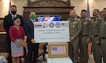 The United States donated investigative tools with a value of approximately 3.11 million THB (100,000 USD) to the Royal Thai Government to counter transnational crime and fight drug trafficking as part of a longstanding U.S.-Thai law enforcement partnership. Consul General Sean O'Neill presented the equipment to Pol.Lt.Gen. Prachaub Wongsuk, Commissioner of Provincial Police Region 5