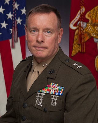 Official bio photo for Maj. Gen. David Maxwell