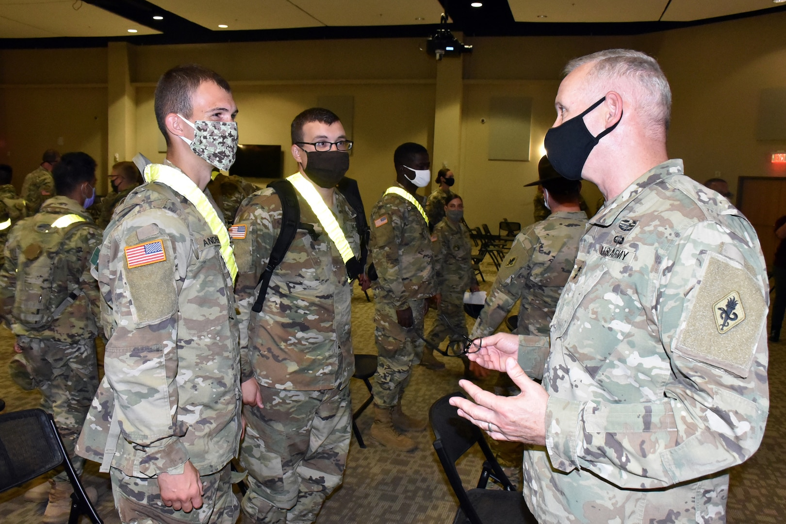 MEDCoE Army National Hiring Days Soldier Forum June 26 at Joint Base San Antonio-Fort Sam Houston