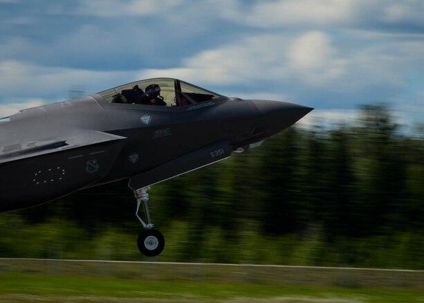 F-35A fleet doubles at Eielson
