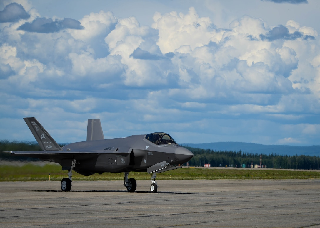 F-35A fleet doubles at Eielson