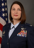 Official photo of the 39th Air Base Wing vice commander