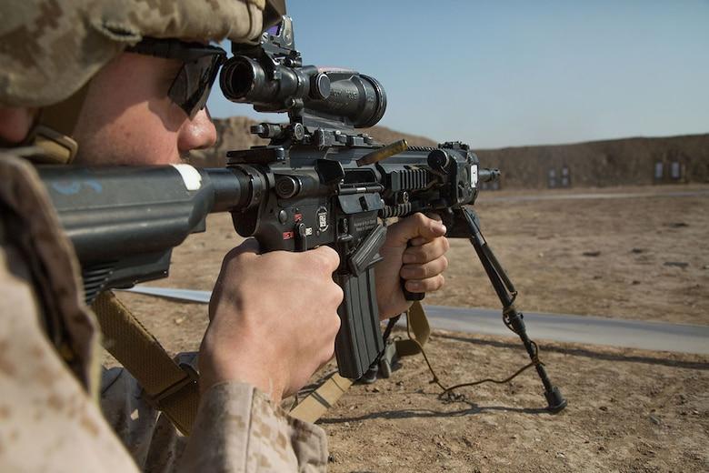 Voice of the infantry: Gunner serves as conduit between MCSC, FMF