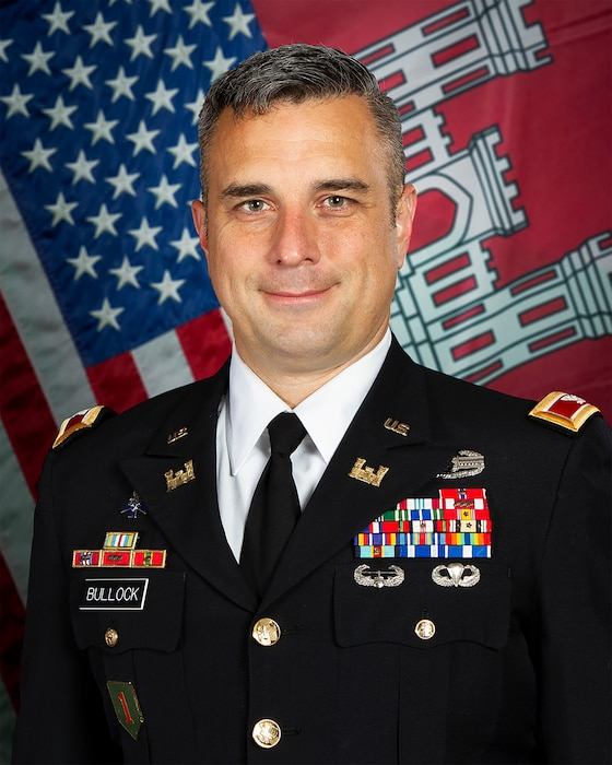 "Colonel Alexander ""Xander"" L. Bullock assumed command of Seattle District June 30."