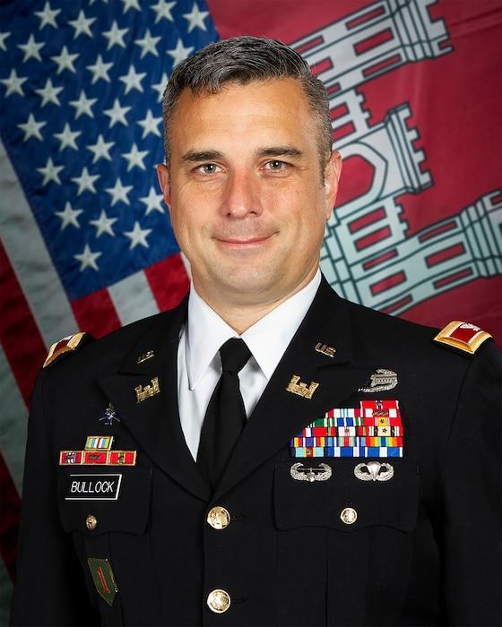 "Colonel Alexander ""Xander"" L. Bullock assumed command of Seattle District June 30."