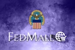 FedMall graphic with DLA logo.