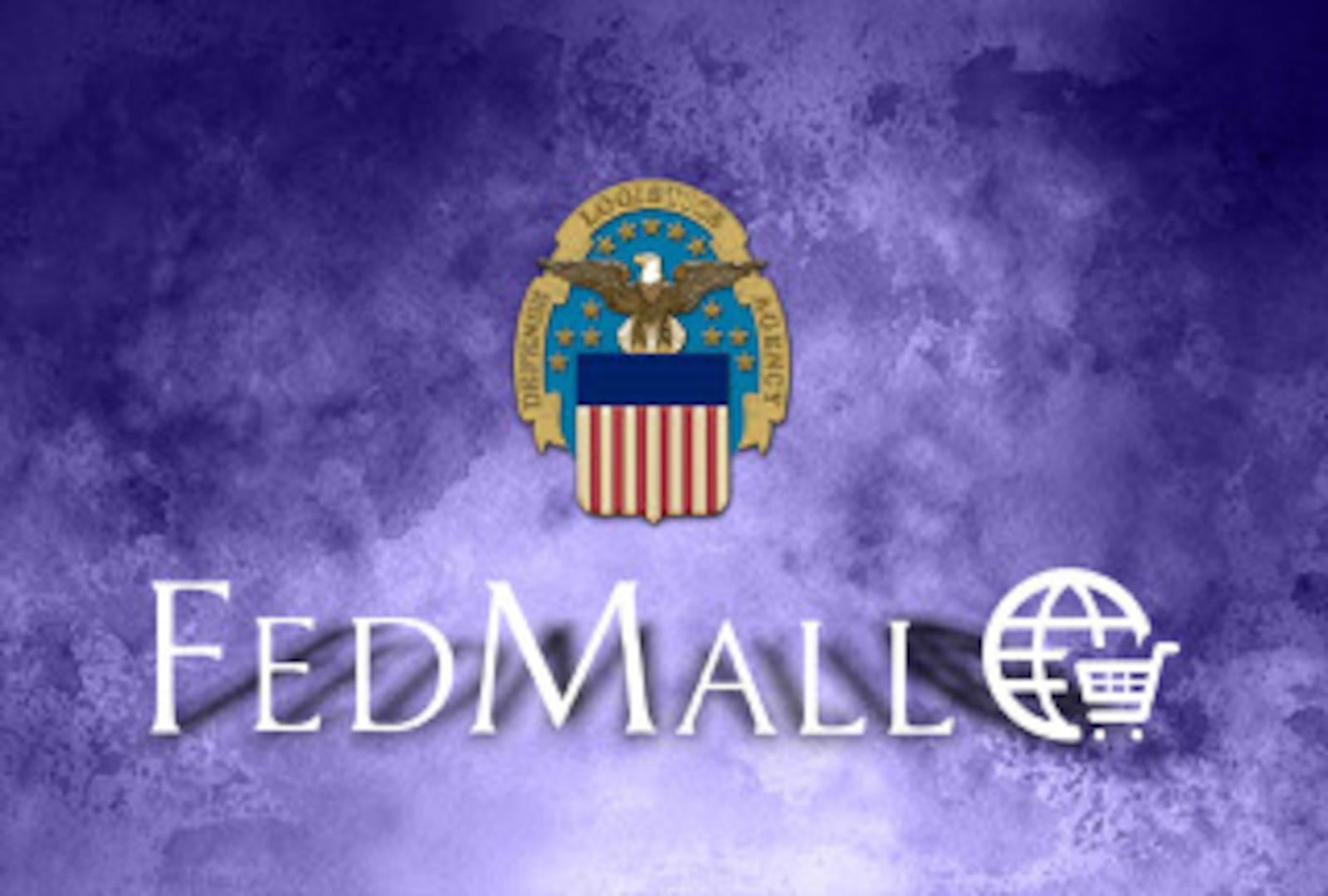 FedMall graphic with DLA logo.