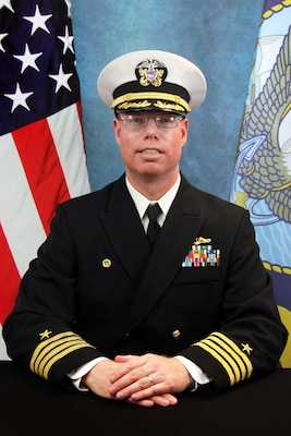 Naval Surface Warfare Center, Crane Division (NSWC Crane) will hold a formal Change of Command Ceremony on Wednesday, July 1. Capt. Duncan McKay will relieve Capt. Mark Oesterreich after three years as NSWC Crane's 29th Commanding Officer. Capt. Oesterreich will retire from the U.S. Navy after 29 years of service.