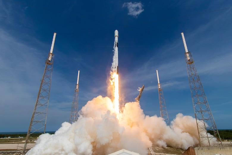GPS SV 03 Liftoff