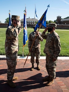 11th Wing hosts 4 assumptions of command: CPTS, CONS, CES, SFS