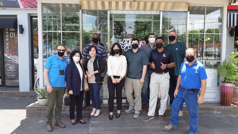 Far East District hires first Korean Nation Engineer intern