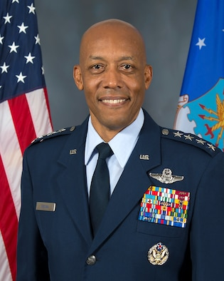 ARLINGTON, Va. (AFNS) – Gen. Charles Q. (CQ) Brown, Jr., the commander of Pacific Air Forces, a decorated pilot who has held key commands and served as a military advisor at the highest levels, has been nominated to serve as the Air Force's 22nd Chief of Staff, Secretary of Defense Mark T. Esper announced March 2, 2020.