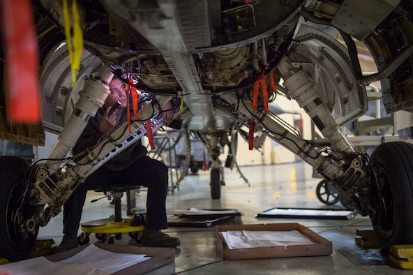 49th EMS Phase Inspection Section keeps jets flying
