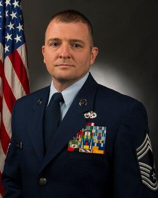 Chief Master Sgt. Matthew Colagrosso
