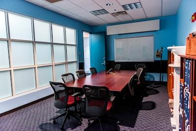Photo of mediation room