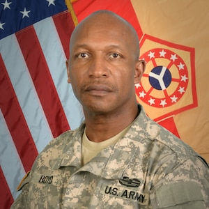 Col. Rodney Boyd