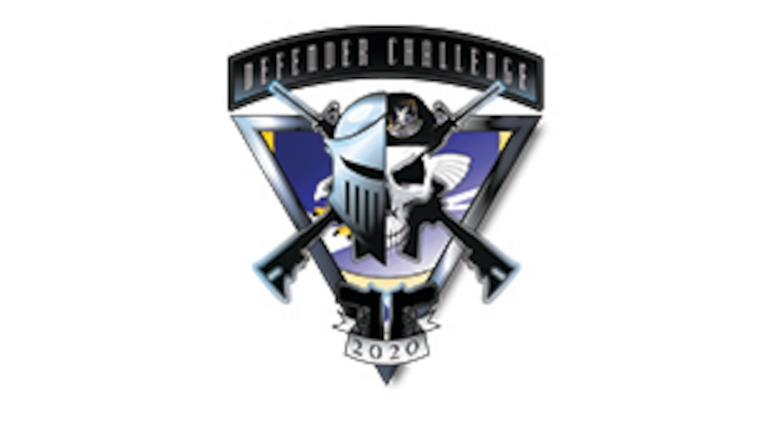 Air Force Defender Challenge logo