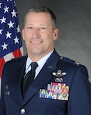 Colonel Thomas P. Jackson, Commander, 126th Air Refueling Wing, Illinois Air National Guard.
