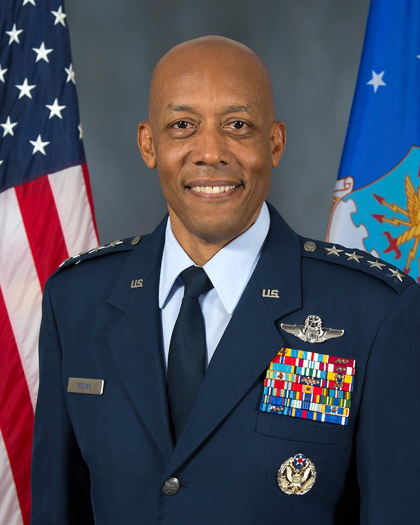 Gen. Charles Q. Brown Nominated to be Next Air Force Chief of Staff
