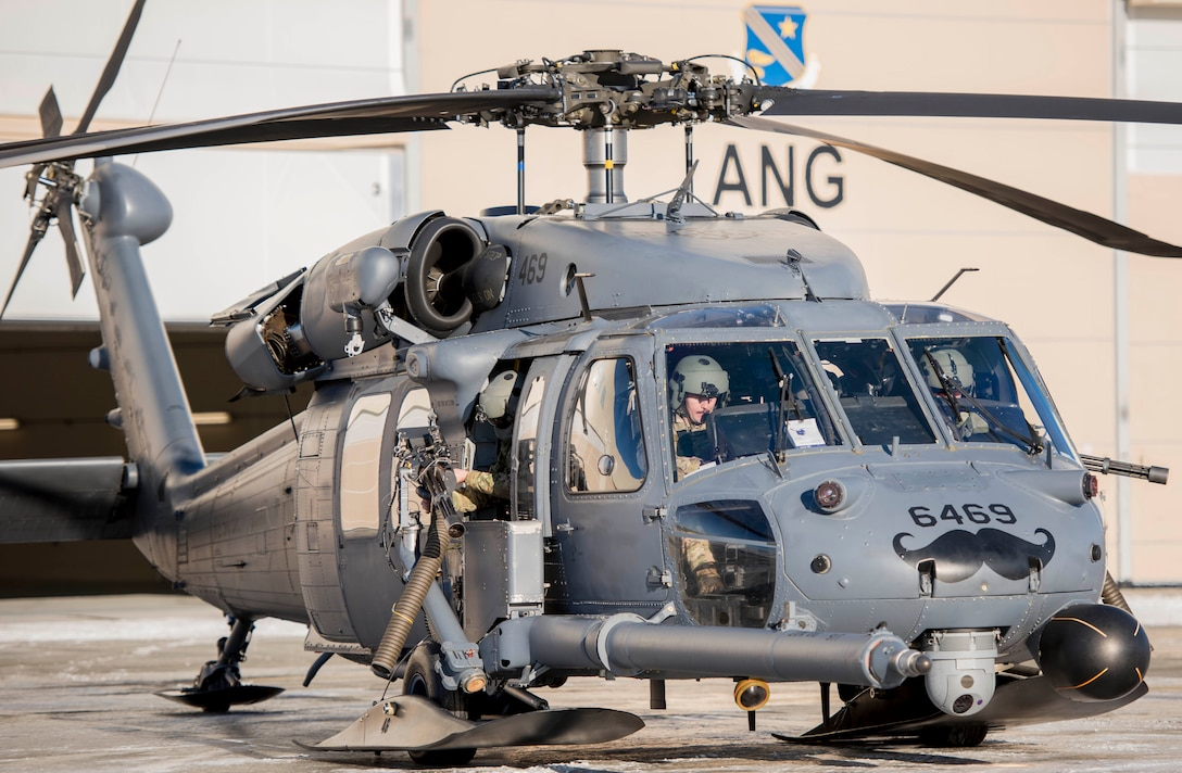 176th Wing Airmen participate in winter mission assurance exercise