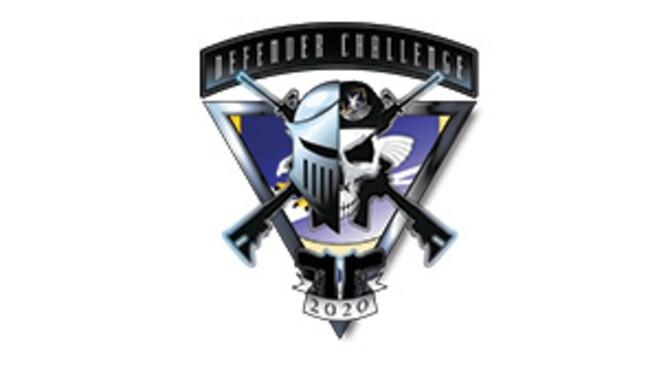 Air Force Defender Challenge logo