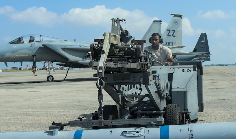 Mobility Airmen complete Agile Combat Employment experiment